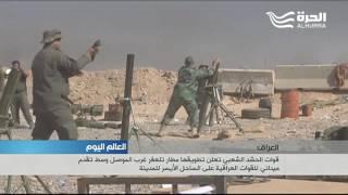الحشد الشعبي يطوق مطار تلعفر