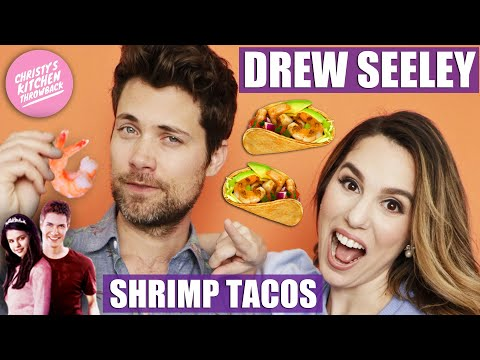 Another Cinderella Story TACOS With Drew Seeley!