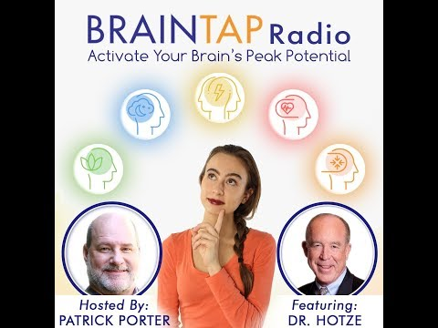 BrainTap Radio: Taking charge of your health and chronic conditions with Dr Steven F. Hotze M D