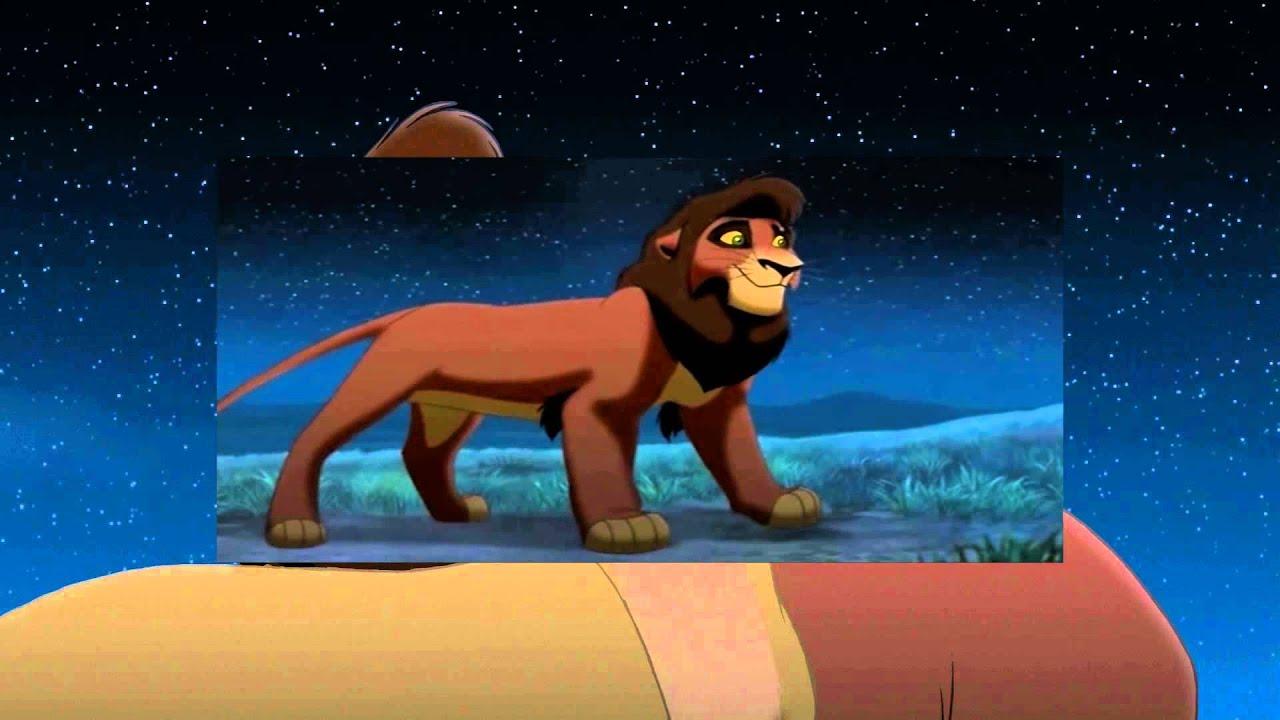 lion king 2 kiara and kovu meet again guilty