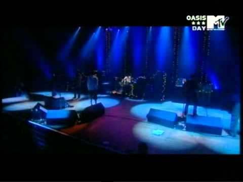 Oasis - Cigarettes and Alcohol live Milan 2005