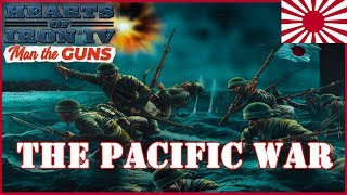 HOI4 The Pacific War | Hearts of Iron 4 Man the Guns | Japan Naval War Gameplay Finale thumbnail