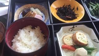 Традиционный японский завтрак