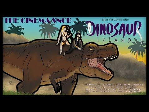 The Cinema Snob: DINOSAUR ISLAND