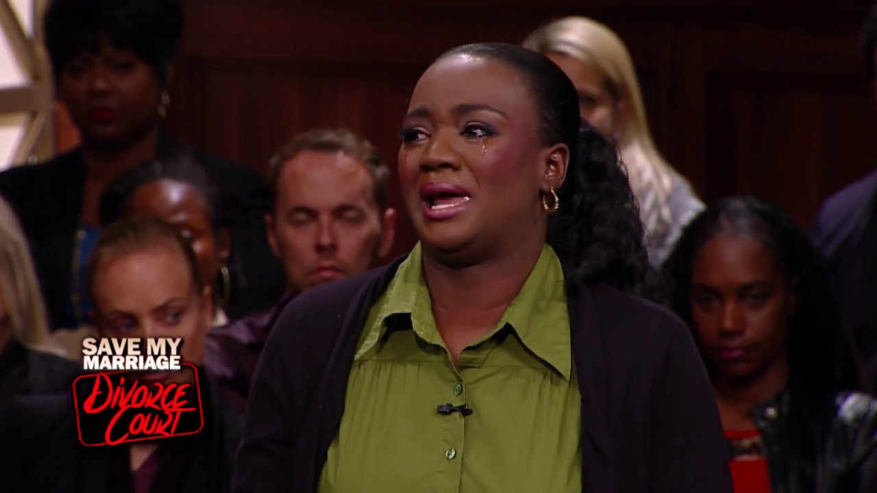 DIVORCE COURT Full Episode: James vs James