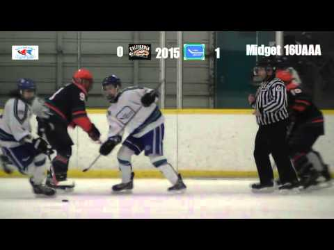 2015 1228 Wave vs North Vancouver Richmond Tourney 16AAA
