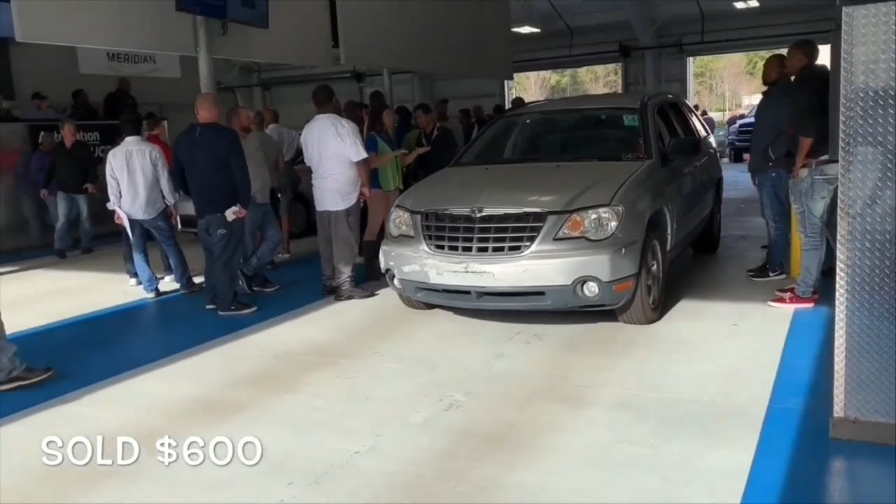 This Is How Much All Used CHRYSLER Model Trucks Sell For At Auction! Cheap Chrysler Auction Deals!