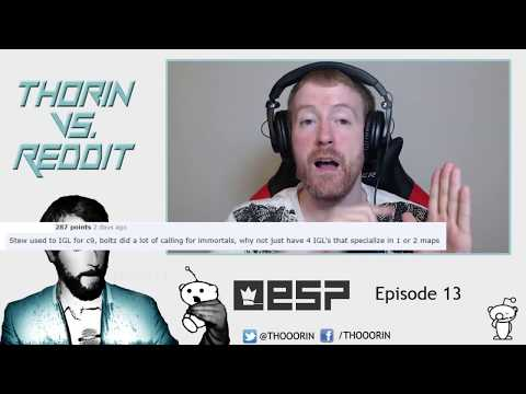 Thorin vs. Reddit - Episode 13 (CS:GO)