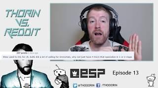 Thorin vs. Reddit - Episode 13 (CS:GO)