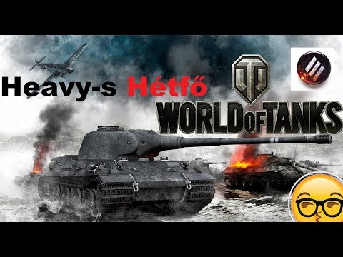 IS-3A + FCM Gun Mark!?🤔😈|| Heavy-s Hétfő #3