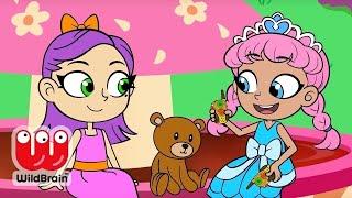 The Secret History Of Malice & The Princesses 👑 Season 1, Episode 5   Kiddyzuzaa Land - WildBrain