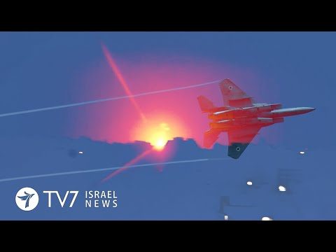 IAF allegedly bombs Iranian-militias in Syria; Turkey-EU hope to improve ties -TV7 Israel News 22.01