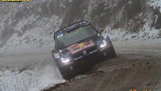 Vid�o Rallye Monte Carlo 2015