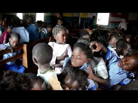 Orphans can go to school in Zambia!