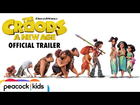 FULL [[HD]] THE CROODS: A NEW AGE | 2020 I Online