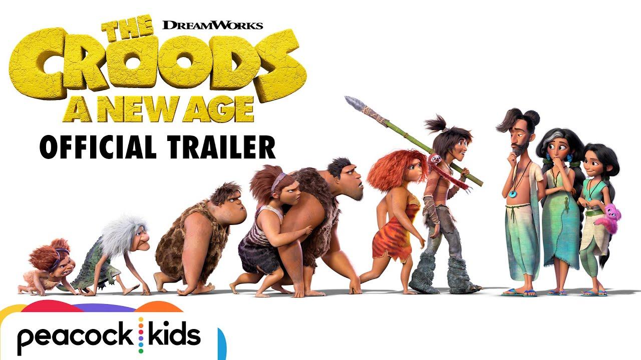 Nieuwe Croods 2: Een Nieuw Begin trailer