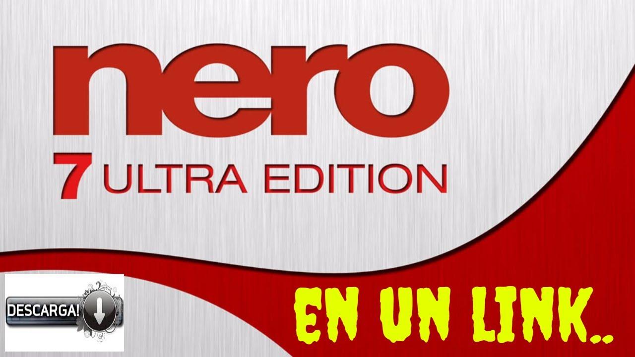 descargar nero 7 full español mega