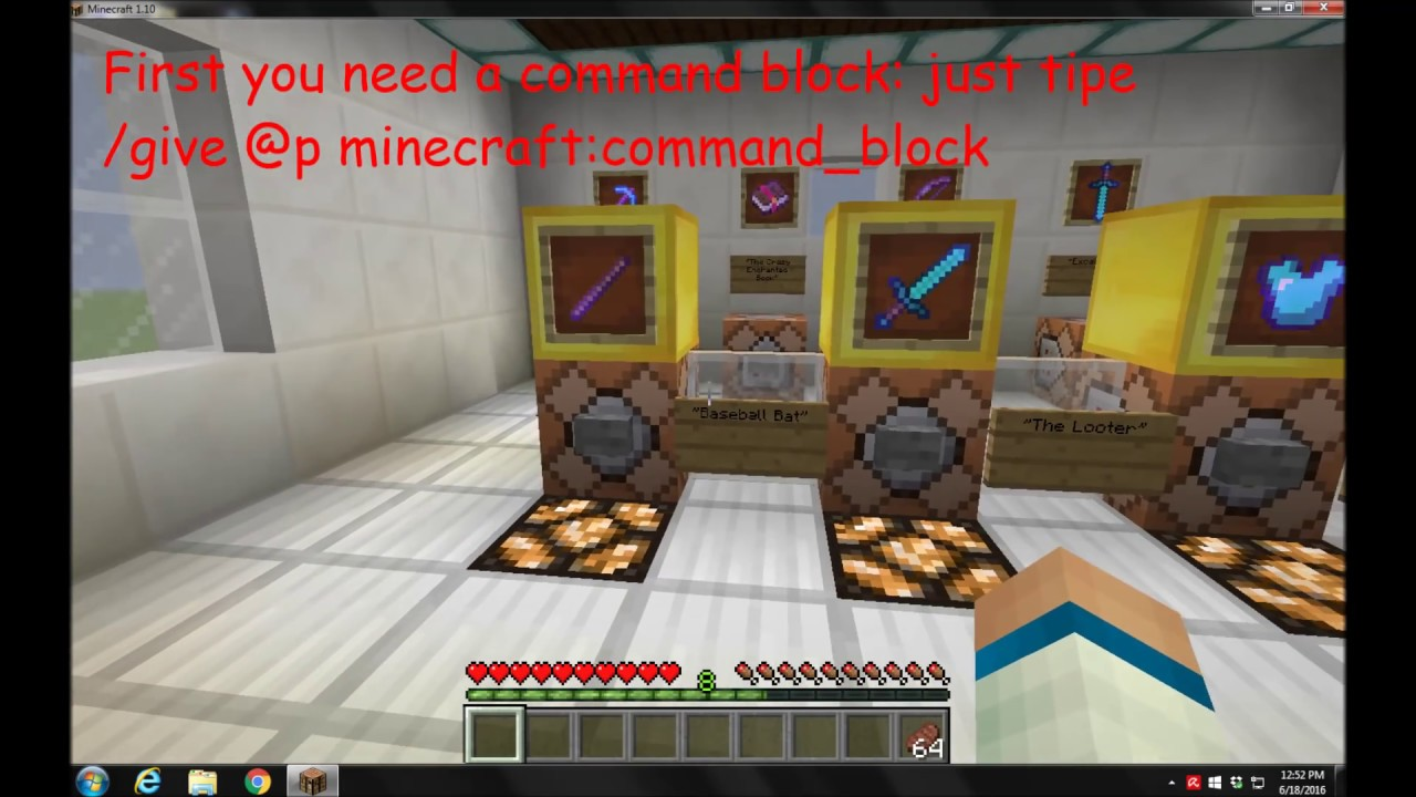 Minecraft ids for enchants