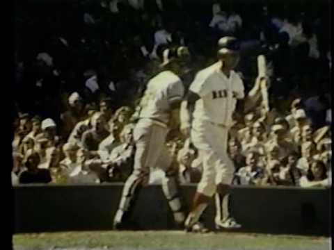 Clark Booth Reports: Career of Carl Yastrzemski Part 2. 1967, 1975 and 1978 Red Sox.