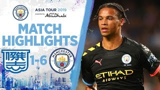 HIGHLIGHTS | MAN CITY 6-1 KITCHEE FC