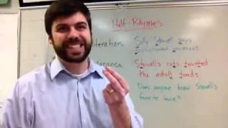 Half-Rhymes