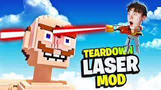 ICH ATTACKIERE DEN DUMMY! - TEARDOWN MOD
