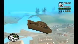 GTA San Andreas / Пин коды на транспорт.