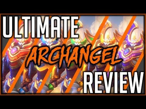 THE ULTIMATE ARCHANGEL REVIEW | Dungeon Hunter Champions