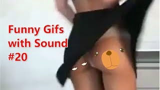 Funny Gifs with Sound #20 - Funny Gifs Top 10