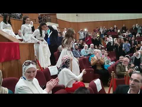 • Иордания, Амман, выпускники Черкесской школы. Jordan, Amman, Circassian School Graduates