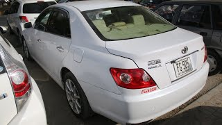 Toyota MARK X 250G | 2006 Complete Review