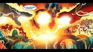 Galactus vs The Celestials