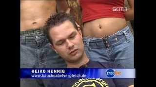 Bellybutton report on television #3