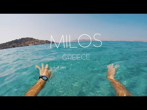 MILOS | GREECE | SUMMER |