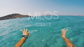 MILOS | GREECE | SUMMER |