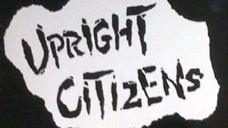 Upright Citizens - Live Freiburg 1984