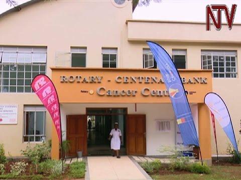 Rotary and Centenary Bank help Nsambya hospital build cancer treatment centre