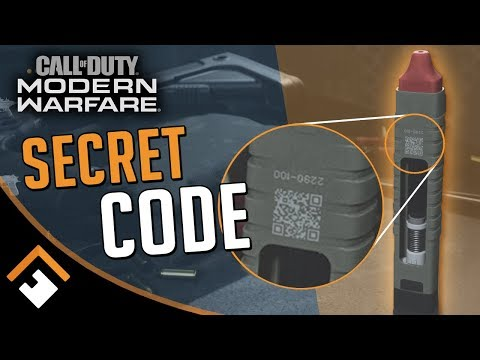 I Found A Secret Code In Call Of Duty Modern Warfare, Plus 9 Other Cool Details