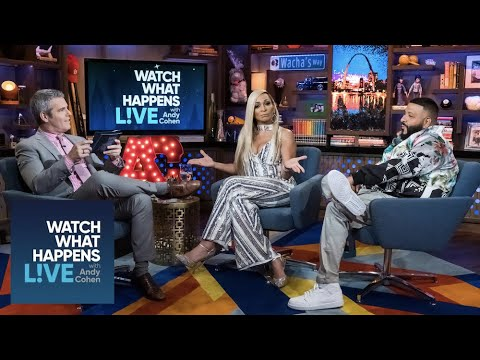 Karen Huger 'Very Disappointed' in Michael Darby  WWHL