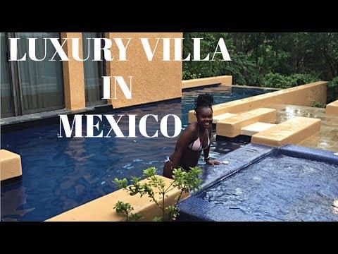 SERENITY POOL VILLA - BANYAN TREE MAYAKOBA, MEXICO| ROOM TOUR