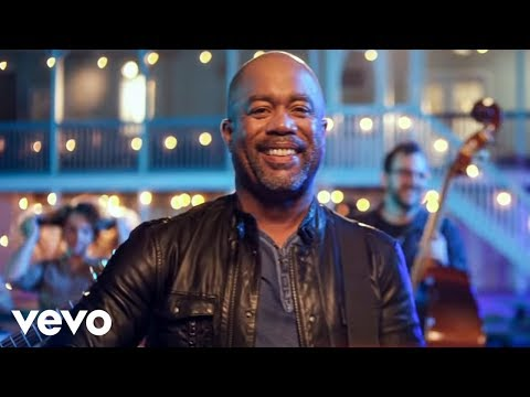 Mix - Darius Rucker - For The First Time (Official Music Video)