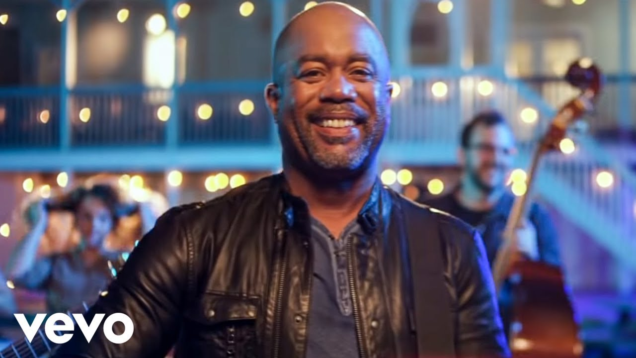 Darius Rucker For The First Time Official Music Video