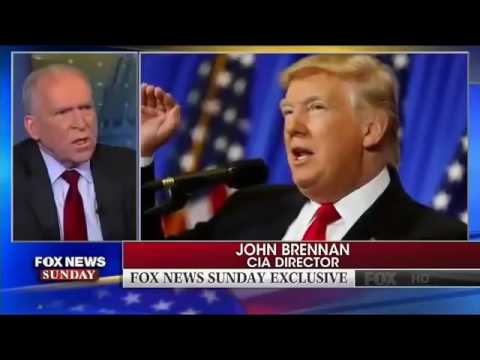 Rude CIA director HATES Trump and says 'WATCH YOUR MOUTH''!! WOW!