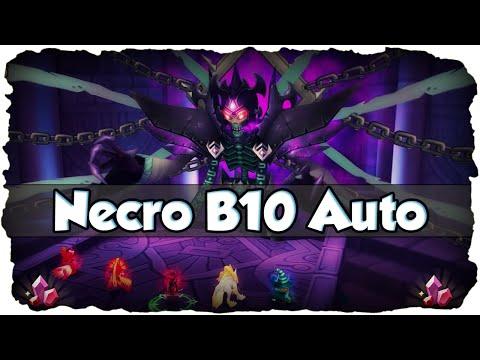 SUMMONERS WAR: Necropolis UG10 Auto Team mit Runen! ★ (Deutsch / German) | xHeaven