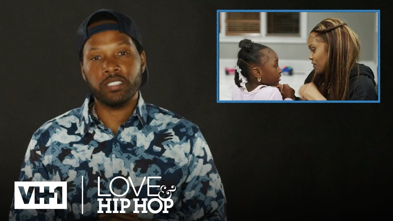 The Cast Reacts To Infinity Wanting To Stay Forever 👀  Love & Hip Hop Atlanta: Check Yourself