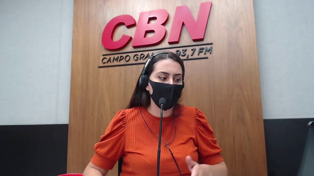 CBN Campo Grande (17/11/2020): com Ingrid Rocha