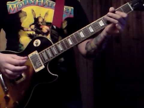 flirting with disaster guitar lesson solo 5 series video