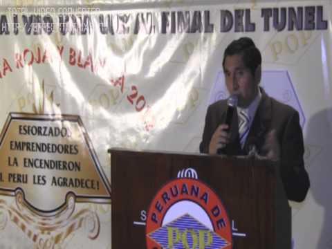 LA CINTA ROJA Y BLANCA 2012 - CUZCO \ RADIO LAS VEGAS .avi