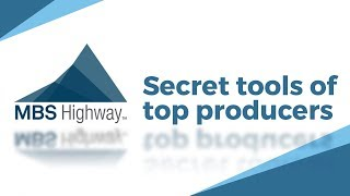MBS Highway - Secret Top Producer Tool to Grow Your Business