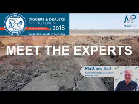 Mining Plus - Geology Experts attending Diggers & Dealers 2018